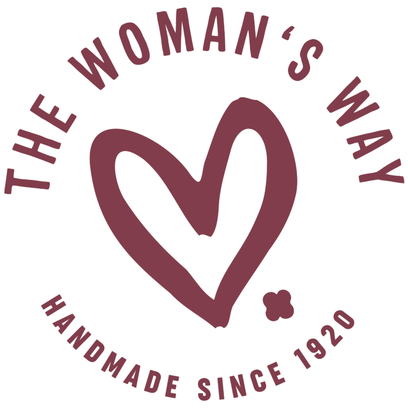 Logo The Woman's Way by Design in Leder