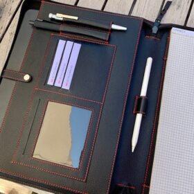 MB Metallbau - Schreibmappe, individuelle Anfertigung