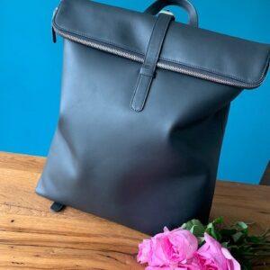 Rucksack aus Leder für Damen