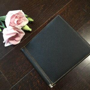 Kartenetui aus Leder, individuelle Anfertigung