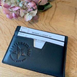 Kartenetui aus Leder, Gentleman's Way