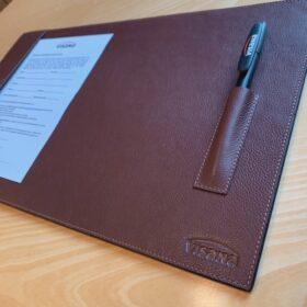 Schreibunterlage - realisierter Kundenwunsch - Visana